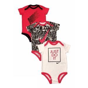 Baby girl Nike onesies